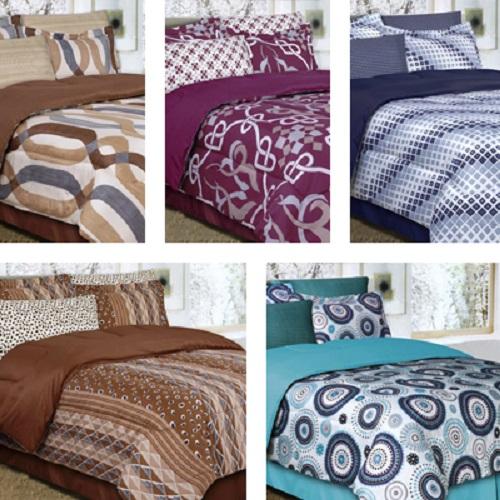 8pc Comforter