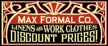 Max Formal Company