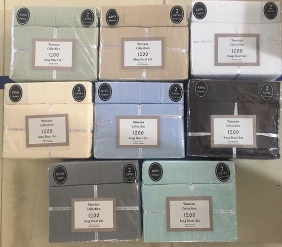 Solid-Colored Sheet Sets