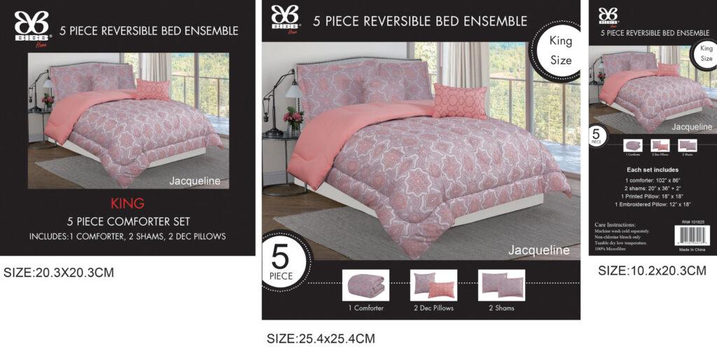 Reversible Bed Ensemble